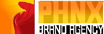 PHNX Brand Agency Logo